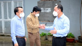 Chiều 17/10, Nghệ An ghi nhận 10 ca mắc Covid-19 mới, trong đó có 3 ca cộng đồng