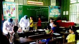 Xuất hiện 3 ca bệnh bạch hầu ở huyện Kỳ Sơn