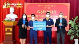 Sở Y tế gặp mặt, biểu dương cán bộ tăng viện TP Hồ Chí Minh chống dịch Covid-19