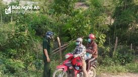 Nam sinh viên nhập cảnh trái phép vào Việt Nam
