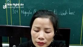 Công an Nghệ An thông tin về vụ việc cán bộ xã ở huyện Anh Sơn bị khởi tố