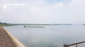Nghệ An: Vận hành, điều tiết các hồ chứa đảm bảo an toàn mùa mưa lũ