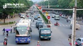 Vinh - thành phố đầy xe...ô tô
