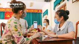 Nhiều trường học ở Nghệ An tuyển sinh đầu cấp bằng hình thức trực tuyến