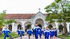 Giáng sinh ấm áp của học sinh xứ đạo