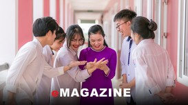 Giáo viên chủ nhiệm phải là người bạn đồng hành với học sinh