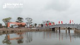 Toàn cảnh Khu lưu niệm Phùng Chí Kiên - vị tướng đầu tiên của Việt Nam
