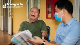 Niềm vui bình dị của các thương, bệnh binh nặng Nghệ An