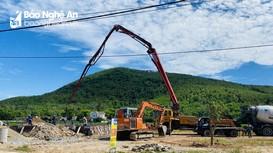 Cận cảnh các khu tái định cư Dự án cao tốc Bắc - Nam qua Nghệ An