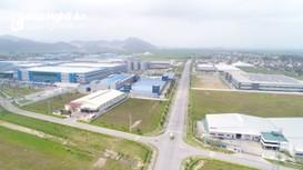 Khu đô thị VSIP Nghệ An thu hút 30 dự án với tổng vốn đầu tư 11.612 tỷ đồng