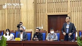 Tỉnh Nghệ An làm việc với Hiệp hội Doanh nghiệp Hàn Quốc về thúc đẩy thu hút đầu tư