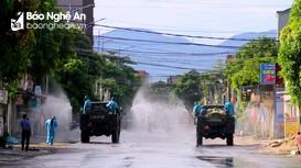 Chủ tịch UBND tỉnh Nghệ An gửi thư cảm ơn Bộ Tư lệnh Quân khu 4