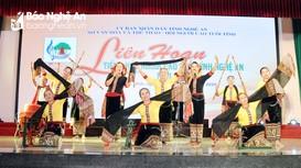 Hơn 300 diễn viên tham gia Liên hoan Tiếng hát Người cao tuổi tỉnh Nghệ An