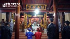 Gìn giữ truyền thống các dòng họ xứ Nghệ