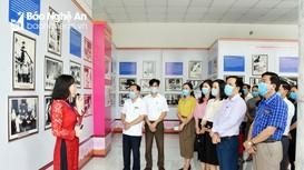 Triển lãm ảnh 'Quốc hội Việt Nam - Những chặng đường lịch sử'