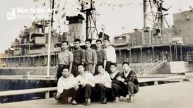 Ký ức về con đường huyền thoại trên biển của những cựu binh xứ Nghệ