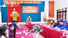 Văn phòng Trung ương Đảng giao ban trực tuyến với các tỉnh, thành ủy triển khai nhiệm vụ năm 2021