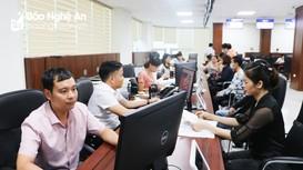 Nghệ An tổ chức điều tra xã hội học xác định chỉ số cải cách hành chính năm 2021