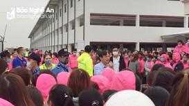 Đình công và vị thế công đoàn ở Nghệ An