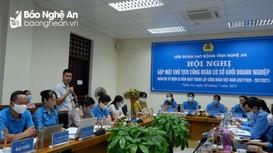 Liên đoàn Lao động Nghệ An: Đối thoại trực tuyến vì sự nghiệp tổ chức công đoàn