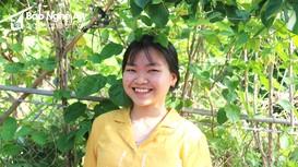 Nữ sinh Á khoa khối C toàn quốc với ước mơ trở thành luật sư