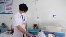 Bệnh viện Đa khoa Cửa Đông hoạt động trở lại từ 6h ngày 18/6