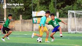 Highlight Nhi đồng Thái Hòa - Nhi đồng Diễn Châu 1-1