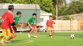 Highlight Nhi đồng Yên Thành - Nhi đồng Tân Kỳ 0-0