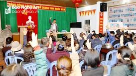 Những bổ sung mới trong kế hoạch đánh giá, xếp loại đảng viên và tổ chức Đảng năm 2021 ở Nghệ An