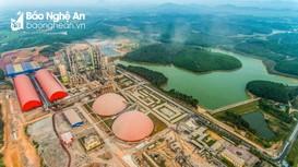 Xi măng Sông Lam Nghệ An: Tạo dựng thương hiệu vững bền