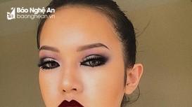 9x Nghệ An tự make-up, hóa trang thành những ngôi sao nổi tiếng