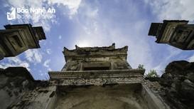 Trầm trồ với kiến trúc tinh xảo di tích đền Voi ở Quỳnh Lưu
