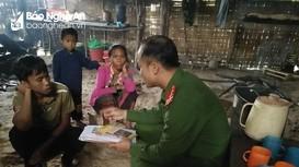 Bí quyết giữ '3 yên' ở huyện biên giới Nghệ An