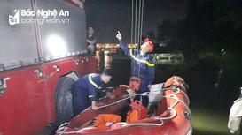 Tìm kiếm nam thanh niên nghi nhảy cầu Bến Thủy 2 tự vẫn