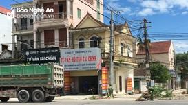 Tai nạn giao thông trên Quốc lộ 7A, một phụ nữ ở Đô Lương tử vong thương tâm