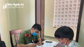 Triệu tập, xử lý thanh niên đăng thông tin sai về dịch bệnh Covid-19