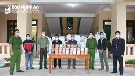 Nghệ An: Triệt phá đường dây buôn bán gần 2 tấn pháo nổ