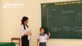 Gần 2.000 giáo viên Nghệ An sẽ được đào tạo để đạt chuẩn