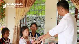 Địa phương đầu tiên ở Nghệ An cho học sinh nghỉ Tết sớm