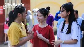 Nghệ An: Thí sinh thi vào lớp 10 được đăng ký 3 nguyện vọng
