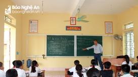 Nghệ An: Ban hành cấu trúc đề thi vào lớp 10 các trường THPT cùng trường chuyên Phan Bội Châu