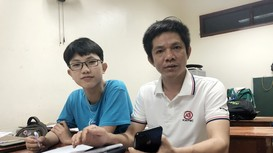 Học sinh lớp 11 của Nghệ An lọt vào đội tuyển Olympic Vật lý châu Âu