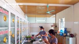 Gần 500 trường học ở Nghệ An được trưng dụng làm khu cách ly