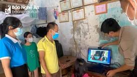 Nghệ An chung tay để hỗ trợ thiết bị dạy học trực tuyến cho học sinh khó khăn