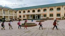 Nghệ An tìm phương án đảm bảo an toàn cho học sinh trở lại trường