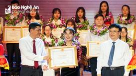 Nghệ An công bố danh sách 37 học sinh điểm cao được khen thưởng tại Kỳ thi tốt nghiệp THPT