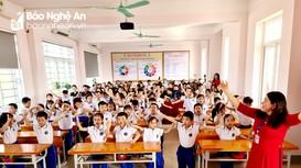 Học sinh bậc phổ thông của thành phố Vinh sẽ trở lại trường từ thứ Hai (27/9)