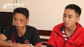 2 đối tượng bị bắt khi đang vận chuyển ma túy từ miền núi về xuôi  
