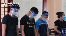 Tòa Nghệ An tuyên xử nhóm nhân viên tuồn lượng hàng tiền tỷ của công ty ra ngoài bán