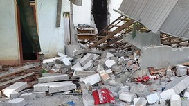 Nghệ An: Tường đổ sập khi tháo dỡ nhà, một người tử vong